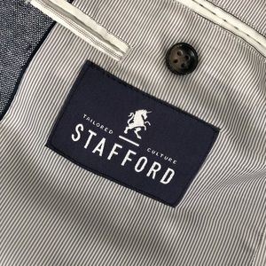 Stafford Suits & Blazers - Stanford Men's sport coat 40R